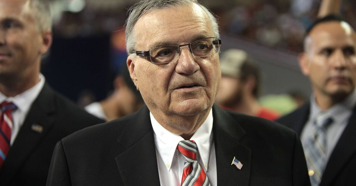 Defiance Press & Publishing Signs Sheriff Joe Arpaio To Book Deal