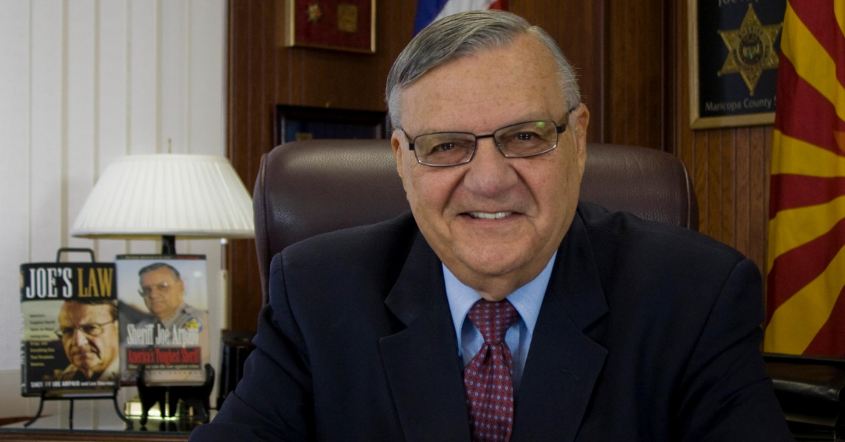 Author and Podcast Host Charles Moscowitz is joined by Sheriff Joe Arpaio, author of Sheriff Joe Arpaio – An American Legend.