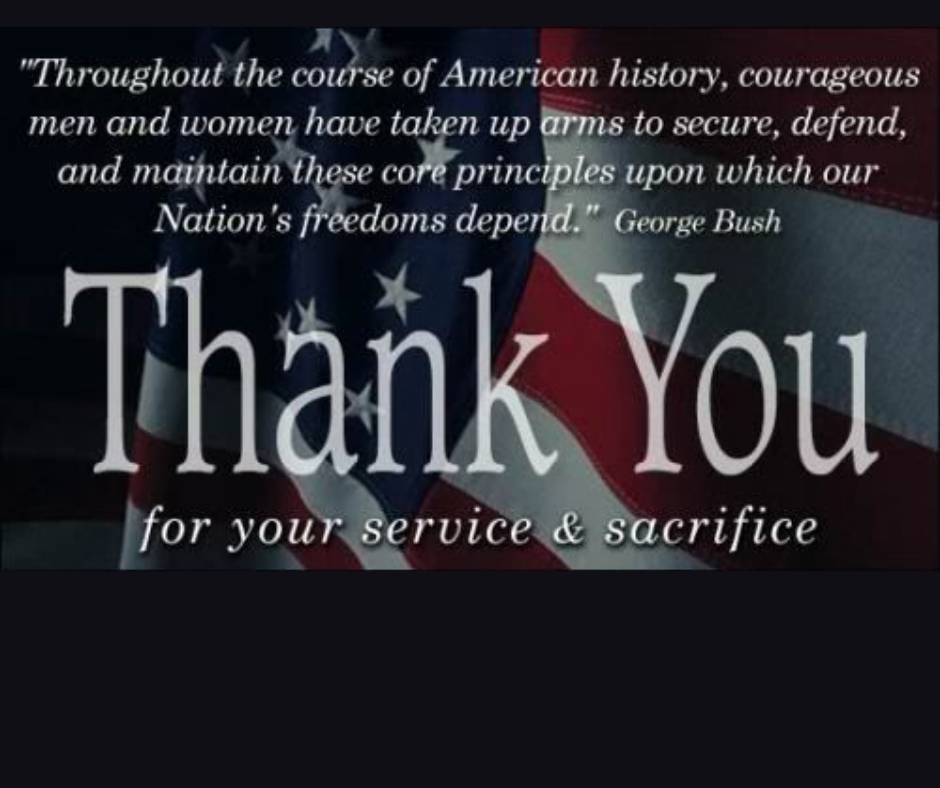 Happy Veterans Day to our authors.